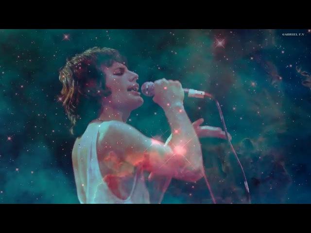 Freddie Mercury His Voice Acapella in The Universe 2017