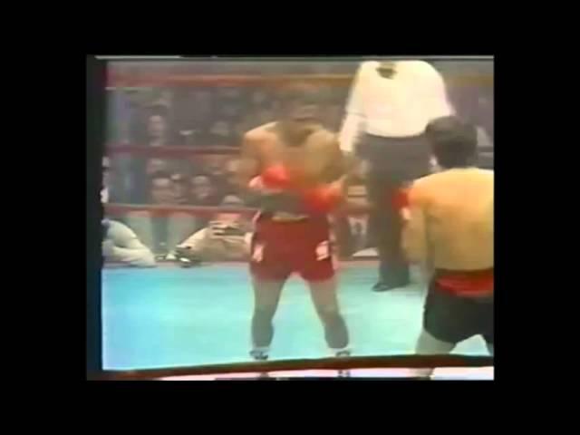 Carlos Monzon - Jose Napoles fight analysis