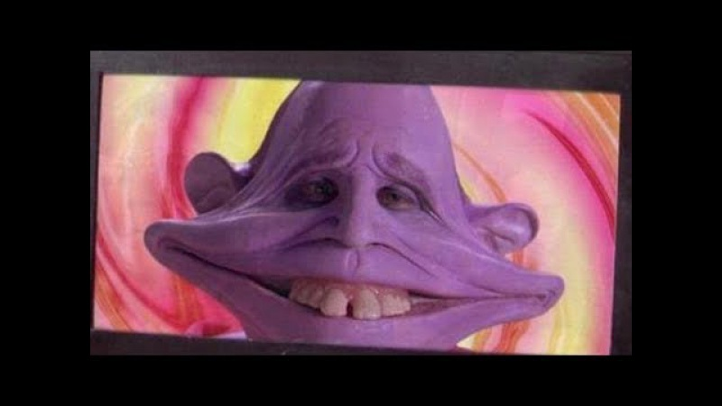 The part from Spy Kids that gave me nightmares.