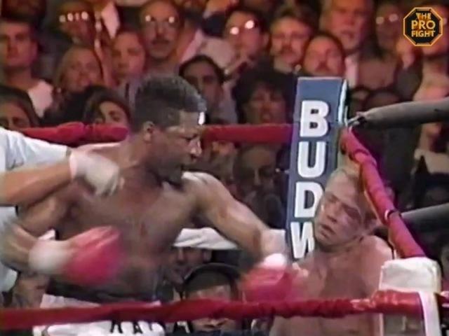 "@theprofight on Instagram: ""🇺🇸Ray Mercer🆚Tommy Morrison🇺🇸(1991) Чемпион по версии WBO Рэй Мерсер встретился с непобеждённым Томми Моррисоном. Фавор..."