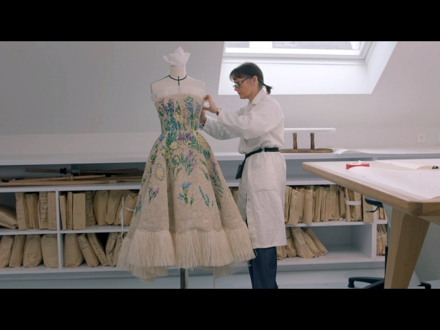 The House of Dior Making of Essence d'Herbier