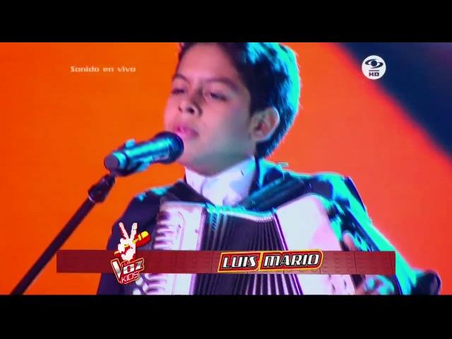 Luis Mario - Obsesión (Колумбия)
