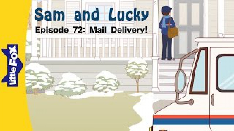 Sam and Lucky 72: Mail Delivery! | Level 2 | By Little Fox