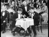 Charlie Chaplin - City Lights - Spaghetti Scene