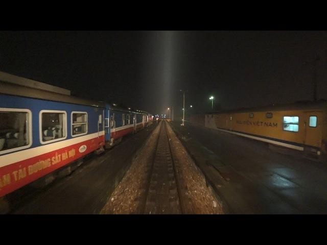 Train Driver record SE10 Vinh Hanoi 2017