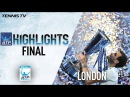 Highlights: Dimitrov Battles To Clinch First Nitto ATP Finals Title