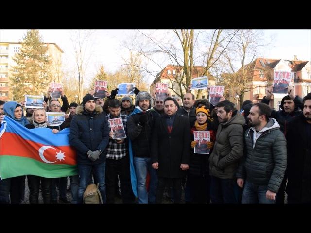 Avropada Əliyevin sonunu gətirəcək hərəkat yarandı