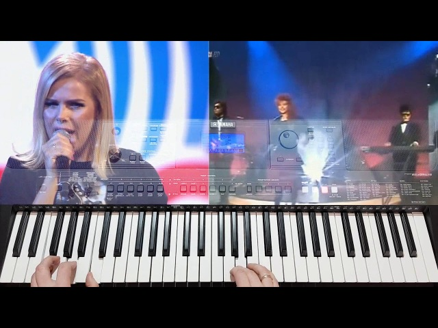 C. C. Catch, Modern Talking, Саруханов Игорь Style Dance1 Yamaha PSR-E453/PSR-E443