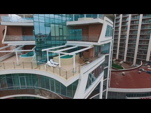 Отдых у моря. Апартаменты deluxe в ЖК Акватория. Геленджик.