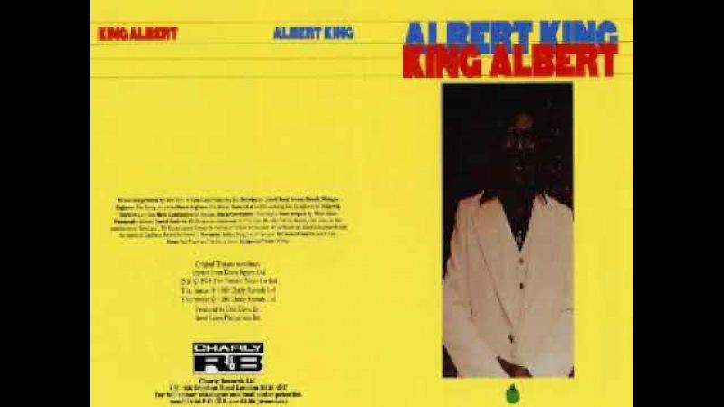Albert King King Albert 1977 Chump Change Dimitris Lesini Greece
