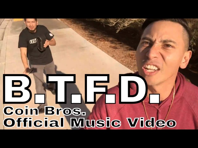 BTFD - Buy The F*!ING Dip (Official Music Video)