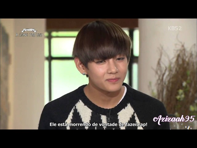 BTS (Bangtan Boys) Rapper Generation Kim Taehyung part 2