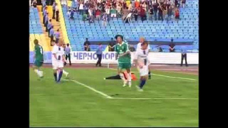 ЧУ 200506. 5-й тур. Чорноморець (Одеса) - Ворскла 1-2