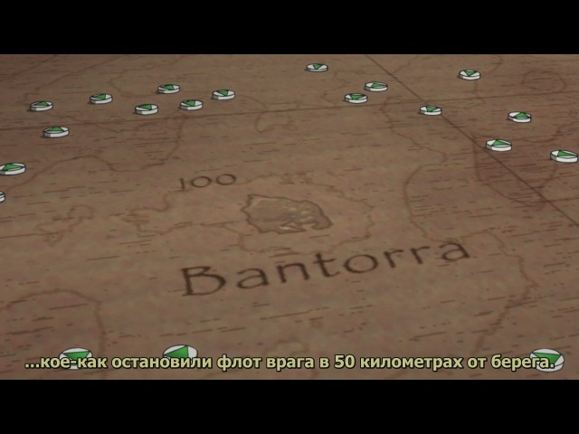 Tatakau Shisho: The Book of Bantorra [AOS] Боевые Библиотекари: Книга Банторры 21 серия русские субтитры HQ