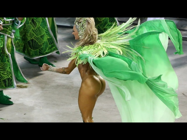 Rio Carnival 2017 [HD] - Floats Dancers   Brazilian Carnival   The Samba Schools Parade