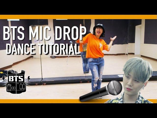 BTS (방탄소년단) MIC Drop Dance Tutorial | FULL w Mirror [Charissahoo]