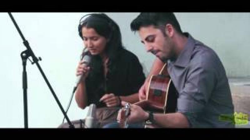Maria Cojocaru si Claudiu Daniele The Lost Song Live din Piata Mica Sibiu Sesiune de Seara