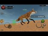 Играем с Чернолапом в Wild Animals Online!
