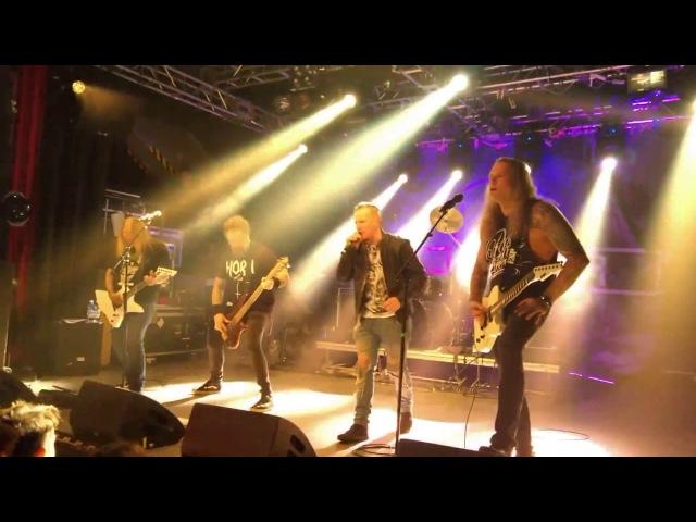 CyHRA - Heartrage - Live @Nosturi, Helsinki, Finland, 27.10.2017