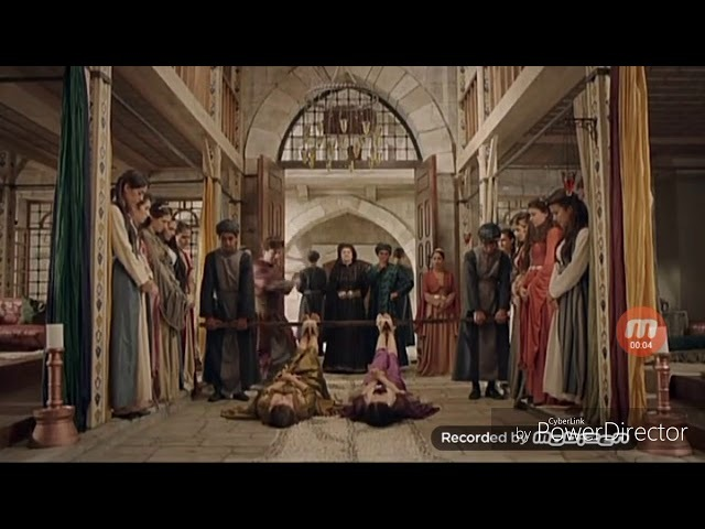 Первая встреча Хюррем и Афифе хатун