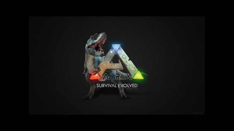 Стрим/Stream ARK: Survival Evolved.7. Неправильные пчелы.