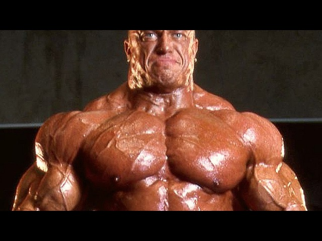 Markus Ruhl - THE REAL MASS MONSTER - Gym Motivation