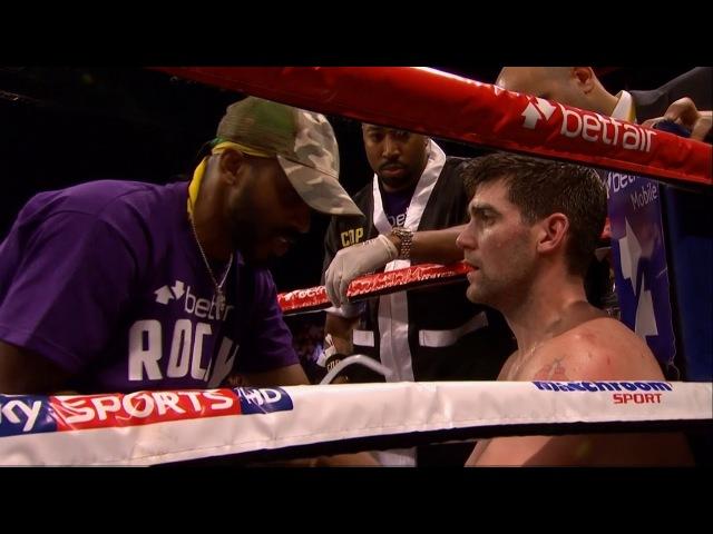 Rocky Fielding vs Wayne Reed HD