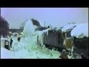 2) Snowdrift at Lenham Heath Sat 17 Jan 87