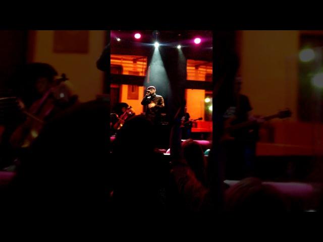 Группа KREC исполнила песню