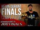Kevin Durant Full 2017 NBA Finals Highlights vs Cavs - 35.2 PPG, 8.4 RPG, 5.4 APG, FINALS MVP!