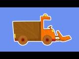 Eğitici #ÇizgiFilm Türkçe izle! Çocuklar için ARABALAR! Kar temizleme arabası 🌨️ nasıl çalışıyor?!