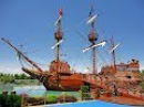 Eskişehir Sazova Parkındaki Korsan Gemisine Gittik Eğlenceli Çocuk Videosu
