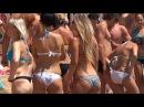 Depraved girls on the beaches of Ukraine in Crimea / KAFA TV