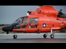 Coast Guard Air Station Port Angeles MH-65 Dolphin Helicopters