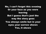 Harry Nilsson- Without you With Lyrics