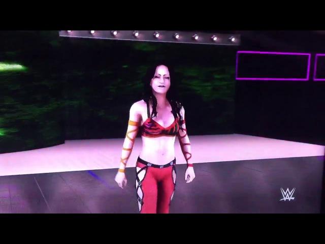 WWE 2K18: Jessica West (PS4)