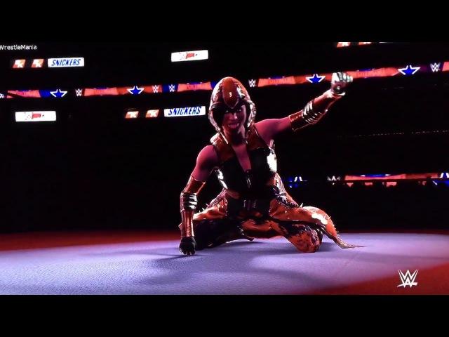 "WWE 2K17: Angelina ""DEMON"" West (PS4)"