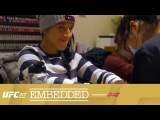 UFC 217 Embedded: Vlog Series - Episode 3 - Fightwear.ru