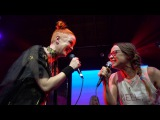 Shirley Manson and Fiona Apple - You Don't Own Me (2018) GIRLSCHOOL Bootleg Theater