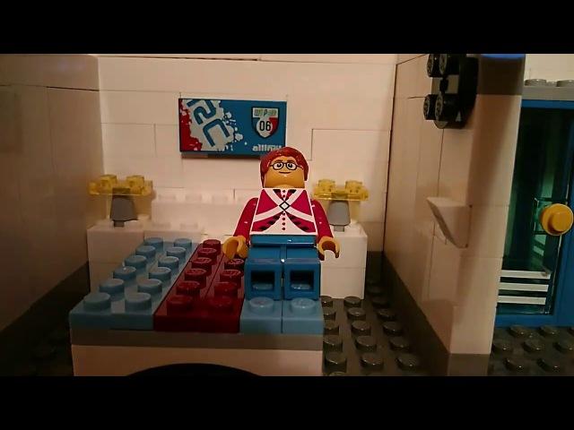 Лего мультфильм