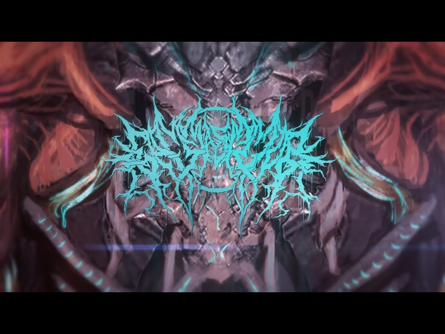 GAMMA SECTOR - EPHEMERAL [OFFICIAL LYRIC VIDEO] (2017) SW EXCLUSIVE