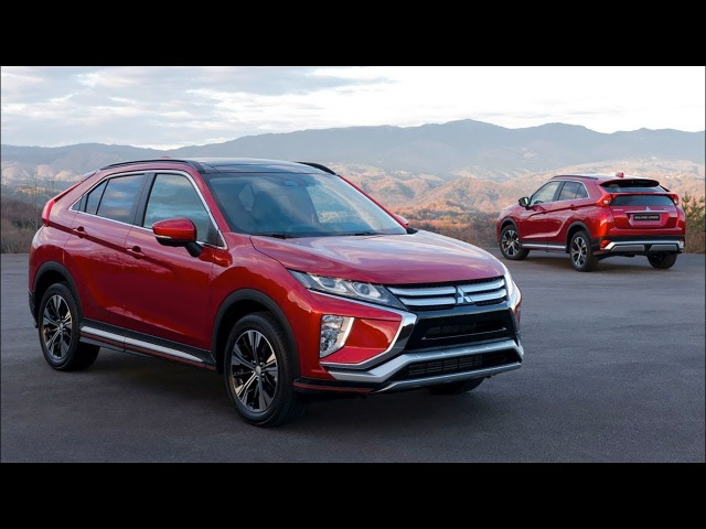 2018 Mitsubishi Eclipse Cross The First Contact HeroFilm