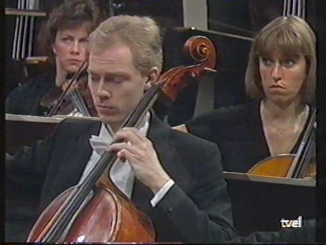 Bartok Divertimento para cuerdas OCE Sandor Veh