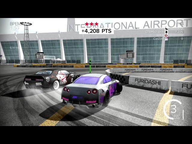 FURIDASHI: Tandem Drift ver.137 build 81 (Nightmare CarZina)