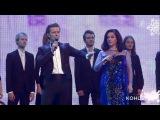 Тамара Гвердцители иГлеб Матвейчук— «Barcelona». Главный новогодний концерт.