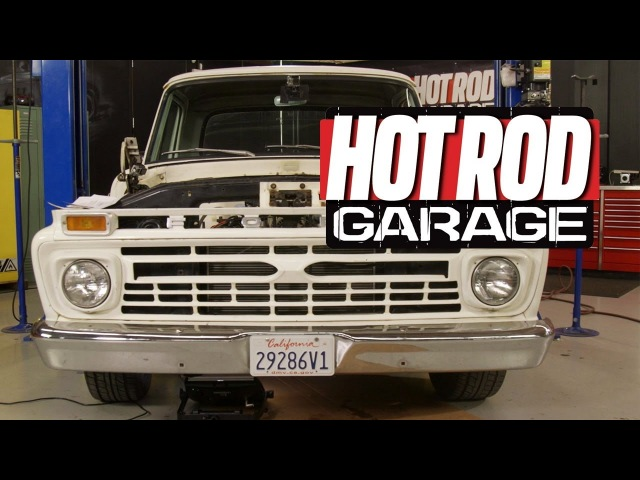 The Crown Hick Gets Supercharged V-8 Power! - Hot Rod Garage Ep. 53