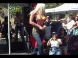 Some of the most beautiful Biker Women compete for Miss Cooks Title 2009