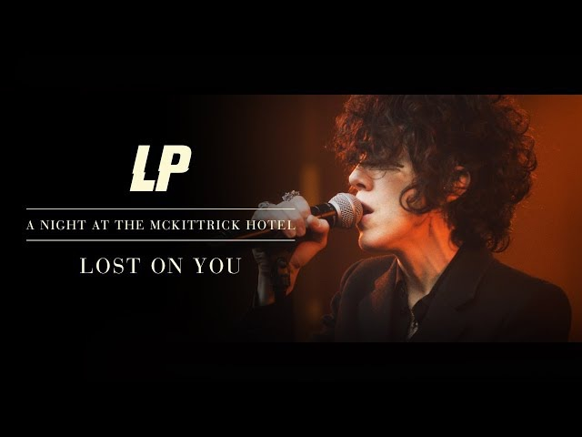 LP - Lost On You (A Night at The McKittrick Hotel)
