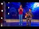Ja imam talenat 2011 Tamara i Dule Nothing compares 2 U