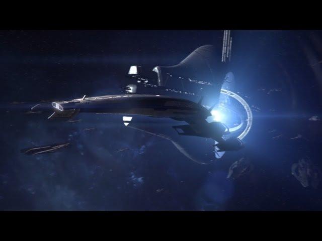 Mass Effect 3 The Fleet Arrives - 4K Texture Mods